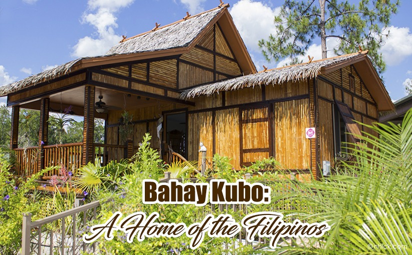 Where Did Bahay Kubo Originated