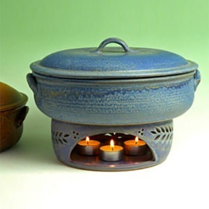 Food Warmer with Cover