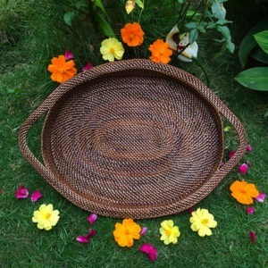 All-purpose Tray Abaca