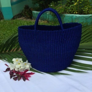 Primera Abaca Bag Royal Blue